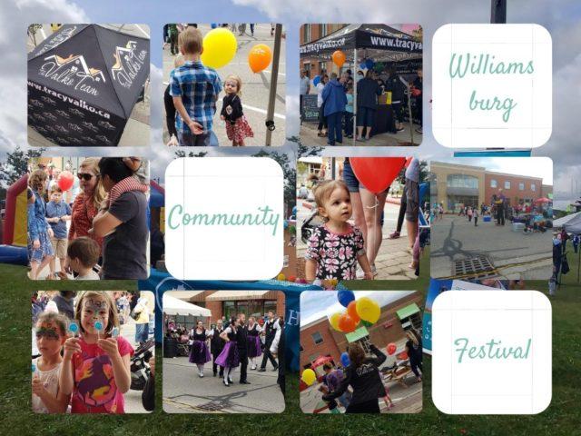 Williamsburg Community Festival was AMAZING!