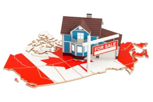 Weak New Listings Slow Canadian Home Sales as Prices Continue to Rise