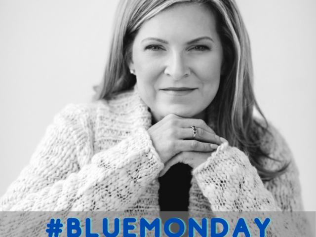 Tracy Valko Blue Monday