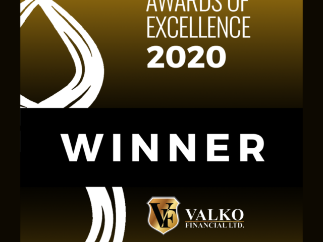 """Valko Financial Wins """"Best New Brokerage"""" at The Mortgage Awards of Excellence"""